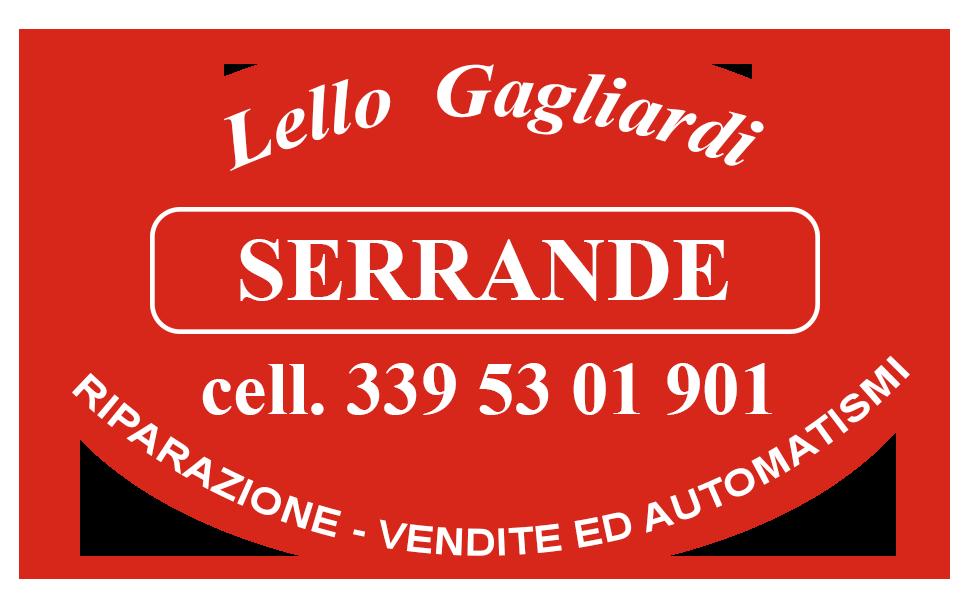 Lello Gagliardi Serrande logo